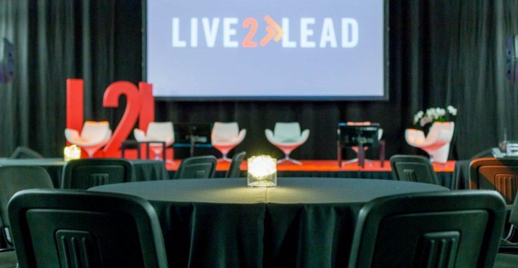 Enesejuhtimiskonverents LIVE2LEAD