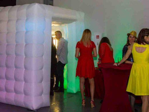 Stora Enso Eesti innovatsiooniseminar ja uusaastapidu jaanuar 2017