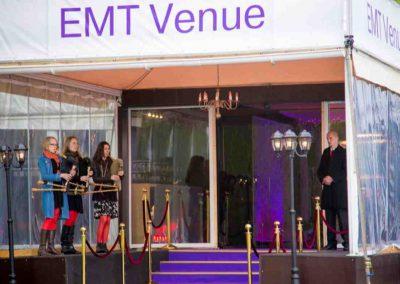 EMT gala dinner
