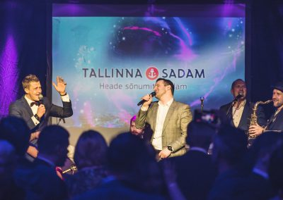 Tallinna Sadam jõulupidu 2018